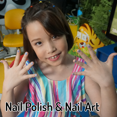 Nail Polish and Nail Art