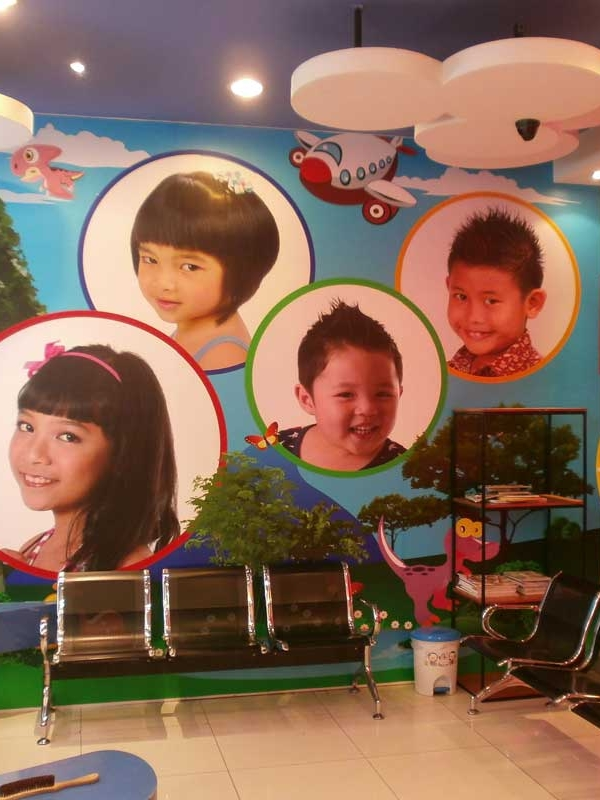 KiddyCuts Aeon Mall